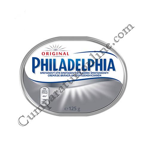 Crema de branza originala Philadelphia 125 gr.