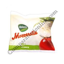 Mozzarella Fresca Delaco 125 gr.