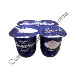 Iaurt 5,3% Cremosso Natur Danone 7x125 gr.