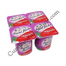 Iaurt capsuni Poiana Florilor 100 gr.