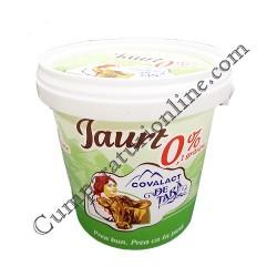 Iaurt dietetic 0,1% Covalact de Tara 900 gr.