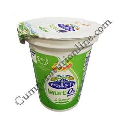 Iaurt dietetic 0% grasime ProdLacta 140 gr.