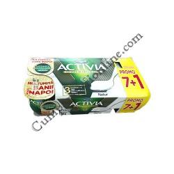 Iaurt Activia Natur 125 gr. Danone 7+1 gratis pret/buc.