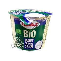 Iaurt cremos Bio 4,5% grasime Napolact 300 gr.