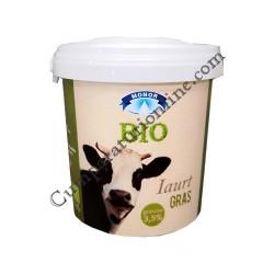 Iaurt gras Bio 3,5% Monor 900 gr.