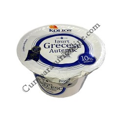 Iaurt grecesc 10% Kolios 150 gr.