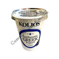 Iaurt grecesc 10% Kolios 500 gr.