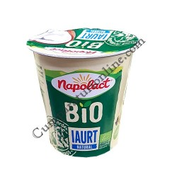 Iaurt natural Bio 3,8% grasime Napolact 140 gr.