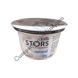 Iaurt Zuzu Stors natural 2% 150 gr.