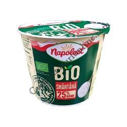 Smantana Bio 25% grasime Napolact 300 gr.
