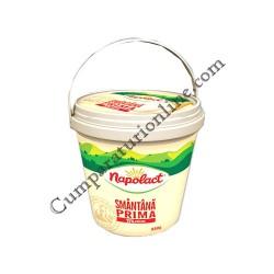 Smantana Prima 25% grasime Napolact 850 gr.
