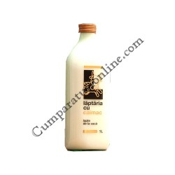 Lapte de vaca 3,8% - 4,1% Laptaria cu caimac 1l.