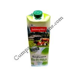 Lapte de vaca BIO 1,5% UHT SalzburgMilch 1l.