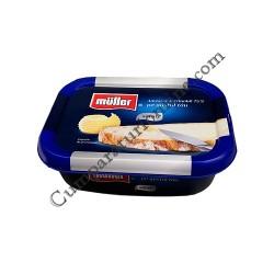Amestec tartinabil 75% nesarat Muller 250 gr.