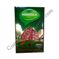 Salam Uscat Mozaic feliat Agricola 100 gr.
