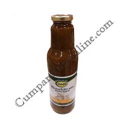 Bautura din soia cu miere si cereale Inedit 750 ml.