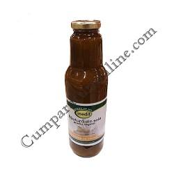Bautura din soia cu vanilie Inedit 750 ml.