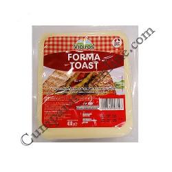 Specialitate vegetala Forma Toast Viotros 400 gr.