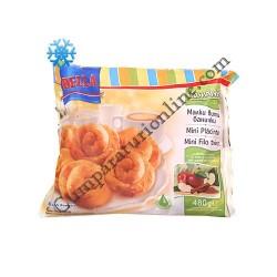 Mini placinte cu mere Bella 480 gr.