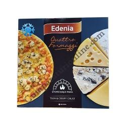 Pizza Quattro Formaggi Edenia 320 gr.