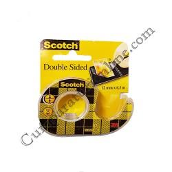 Banda scotch dublu adeziva 3M