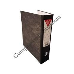 Biblioraft A4 Pigna 75mm marmorat
