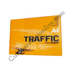 Hartie copiator A4 80 gr. 500 coli Agressione Traffic