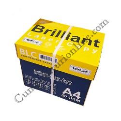 Hartie copiator BLC Yellow A4 80 gr. 500 coli 5 buc./cutie pret/buc.