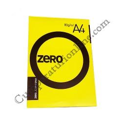Hartie copiator ZERO A4 80 gr. 500 coli