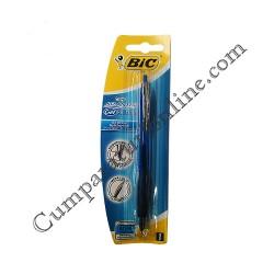 Roller gel albastru BIC Atlantis