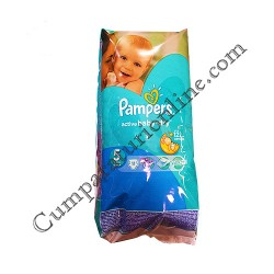 Scutece Pampers Active Baby Small Pack Junior nr. 5 11 buc.