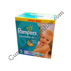 Scutece Pampers Mega Junior Nr. 5 111 buc.