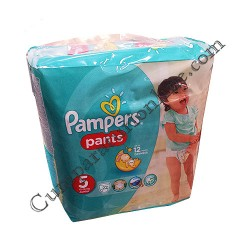 Scutece Pampers Pants Carry Pack nr.5 22 buc.