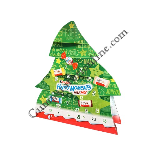 Calendar advent Happy Moments Kinder 133 gr.