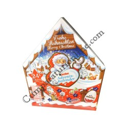 Calendar advent Kinder 184 gr.
