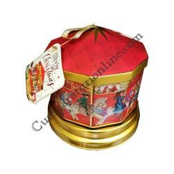 Ciocolata asortata in carusel muzical Craciun Windel 150 gr.