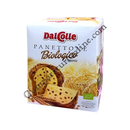 Panettone Biologico Organic Dalcolle 500 gr.