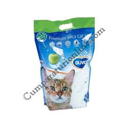 Asternut igienic pentru pisici Silicat Mar Duvo 5 l.