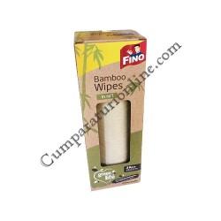 Rola lavete bambus biodegradabile Fino 35 buc.