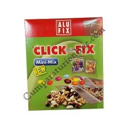 Pungi cu sistem click Alufix mix