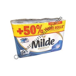 Hartie igienica Milde Cool Blue 3 str. 24 role Giant Pack