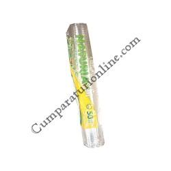 Pahare transparente biodegradabile Aristea Naturia 400 ml. 50 buc.