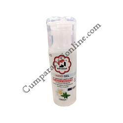 Gel dezinfectant maini Nevada 100 ml.