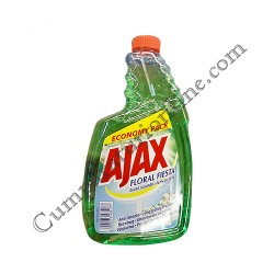 Detergent lichid geamuri Ajax Floral Fiesta 750 ml. rezerva