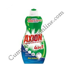 Detergent lichid vase Axion 4in1 500 ml. lime