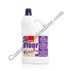 Detergent pardoseli concentrat Sano Floor Fresh Lilac 2l.