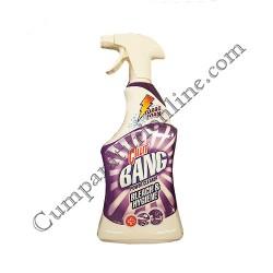 Detergent universal ce curata si igienizeaza Cillit Bang pulverizator 750 ml.