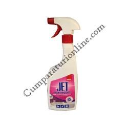 Detergent baie cu pulverizator Jet Sano 750 ml.