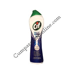 Lichid abraziv Cif crema Max Power 3Action 500 ml. Ocean Wave