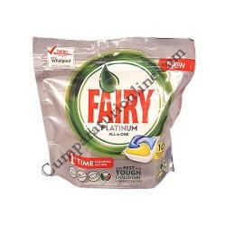 Detergent masina de vase Fairy Platinum All in One 10 capsule